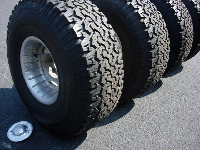 Used Tires Colorado Springs >> Used Tires And Rims In Colorado Springs